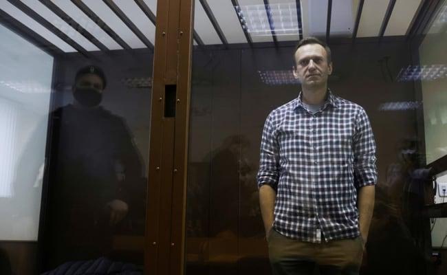 Crítico encarcelado del Kremlin sobre huelga de hambre en riesgo de insuficiencia renal: Cuerpo de médicos