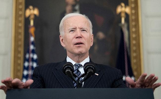 Estados Unidos sigue en carrera de vida o muerte contra el coronavirus, dice Joe Biden