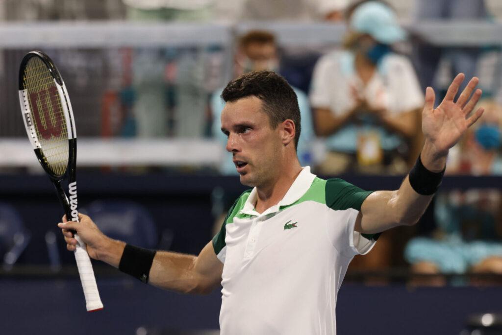 Masters de Montecarlo 2021: Roberto Bautista Agut vs Taylor Fritz Vista previa, enfrentamientos directos y predicción