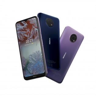 Nokia G20 y G10 presentados con una batería más grande, Nokia C20 y C10 con Android Go se unen.