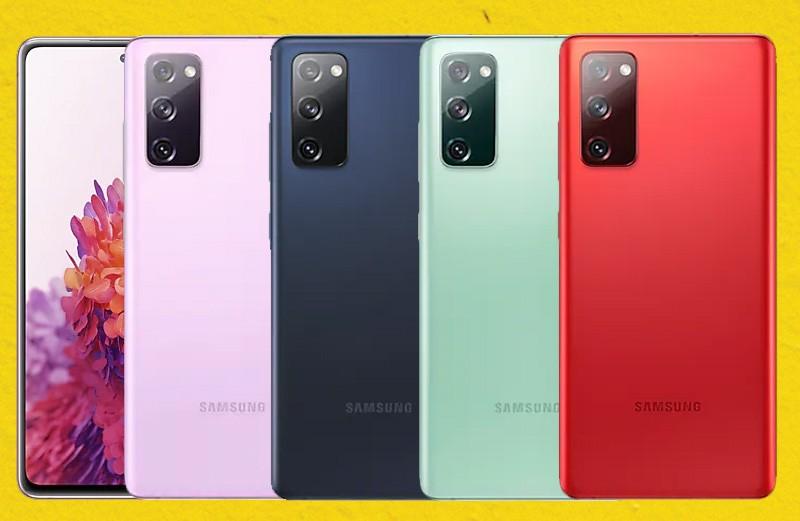 Samsung Galaxy S20 FE 4G con chipset Snapdragon 865 es oficial