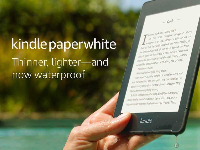 Kindle Paperwhite 2021 Papel Kindle Blanco