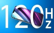 El iPhone 13 Pro y el iPhone 13 Pro Max cuentan con pantallas AMOLED de 120 Hz fabricadas por Samsung.