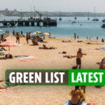 Países de la lista verde MÁS RECIENTE: Grecia se estrelló contra el estado ámbar mientras los británicos se enfrentan a la espera de vacaciones libres de cuarentena en España y Francia