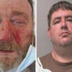 Cliente encarcelado por 10 años por ESCUPIR en la cara del hombre y decir que infectó a la víctima con Covid en la tienda escupió por máscaras